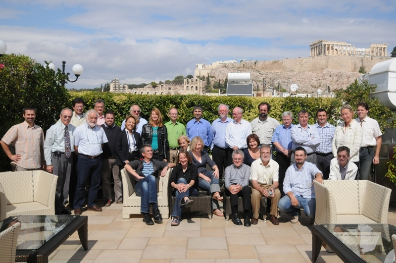 GEMAS Project Team - Athens Meeting 2010